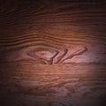 Rich red wood grain texture Fotografia de Stock