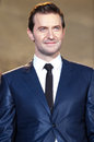 Richard armitage december st tokyo japan appears at the japan premiere for the hobbit an unexpected journey by peter jackson in Royalty Free Stock Photos