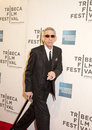 "Richard belzer stand up comedian actor arrives on the red carpet for the world premiere of ""mistaken for strangers "" marking Royalty Free Stock Images"