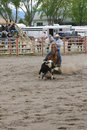 Richest Indian Rodeo Stock Image