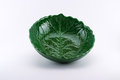 Richly Decorated Green Bowl Lo...