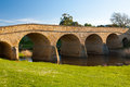 Richmond Historic Bridge Royalty Free Stock Photo
