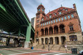 Richmond virginia architecture main street station va Stock Image