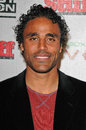 Rick fox at tom clancy s ghost recon launch party to benefit armed forces foundation at the house of blues west hollywood ca Royalty Free Stock Photo