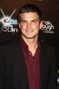 Rick malambri los angeles aug arrives at the breakthrough of the year awards at pacific design center on august in west hollywood Stock Photography