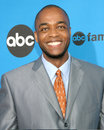 Rick worthy abc television group tca party kids space museum pasadena ca july Stock Photo