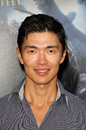 Rick yune at the legend of the guardians world premiere chinese theatre hollywood ca Stock Photos