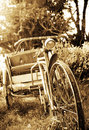 Rickshaw, Royalty Free Stock Images