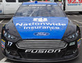 Ricky stenhouse jr nationwide race auto Stockfotografie