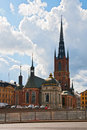 Riddarholmen Stock Photography