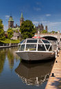 Rideau Canal Royalty Free Stock Photo