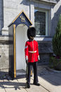 Rideau Hall guard Ottawa