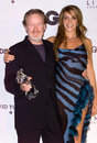 Ridley scott gladiator director star gianina facio at gq magazine s th annual men of the year awards in new york he won the film Stock Photos