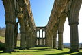 Rievaulx Abbey Stock Photography