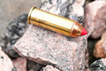 Rifle Magnum bullet Royalty Free Stock Photography