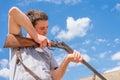 Rifle Royalty Free Stock Photo