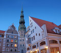 Riga. Royalty Free Stock Photo