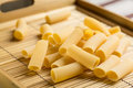 Rigatoni Royalty Free Stock Photo