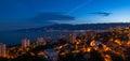 Rijeka at Evening Royalty Free Stock Photo