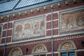 Rijksmuseum in amsterdam after re establishment netherlands Royalty Free Stock Image