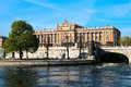 Riksdag Royalty Free Stock Images