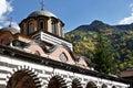 Rila monastery Bulgaria Royalty Free Stock Photo