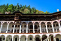 Rila Monastery,Bulgaria Royalty Free Stock Photo