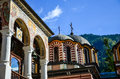 Rila Monastery,Bulgaria Royalty Free Stock Photo