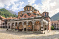 Rila monastery, Bulgaria Royalty Free Stock Photo