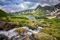 Rila mountain Royalty Free Stock Photo