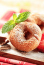 Ring doughnuts Royalty Free Stock Image