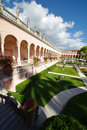 Ringling palace Royalty Free Stock Photo