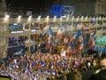 Rio Carnival. Royalty Free Stock Photo
