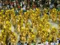 Rio Carnival. Royalty Free Stock Photography