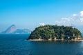 Rio de janeiro brazil landscape near Royalty Free Stock Photos