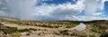 Rio Grande Panoramic Royalty Free Stock Photo