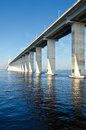 Rio Negro Bridge Royalty Free Stock Image