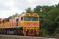 Rio Tinto Train Royalty Free Stock Photo