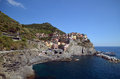 Riomaggiore Royalty Free Stock Photos