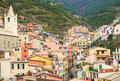 Riomaggiore Royalty Free Stock Photo