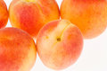 Ripe apricots Stock Photography