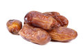 Ripe dates Royalty Free Stock Photo