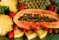 Ripe fresh fruit Royalty Free Stock Photography