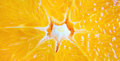 Ripe fresh orange banner food fruit background Royalty Free Stock Photo