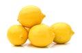 Ripe lemons Royalty Free Stock Photo