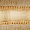 Riped grunge cardboard background Royalty Free Stock Photos