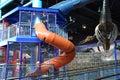 Ripleys Aquarium of the Smokies in Gatlinburg, Tennessee Royalty Free Stock Photo
