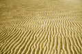 Rippled sand Stock Photos