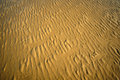 Rippled sand Royalty Free Stock Photo