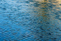 Ripples on water surface Royalty Free Stock Photo